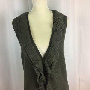 Banana Republic Sweaters - Banana Republic Italian cashmere sweater vest